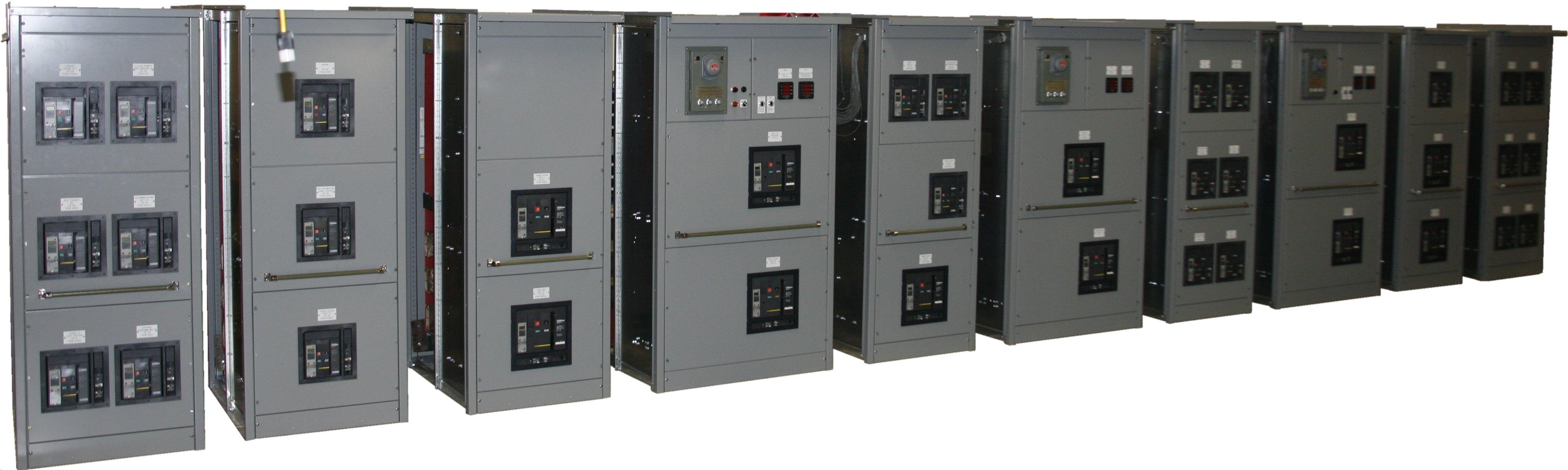 Lovely 600 Volt AC Switchboard For Frontier Drillingu0027s Frontier Driller Offshore  Oil Rig.