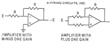 FIGURE 11. 1679/1681 DC MOTOR CONTROL. INTRODUCTION TO ISOLATION CIRCUIT