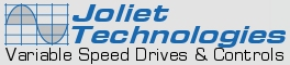 Joliet Technologies, L.L.C. - Variable Frequency Drive and Variable Speed Drive Systems and  Controls - Return to home page.