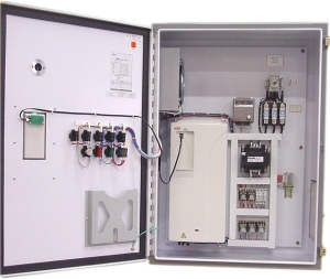 Variable Speed DC Drive.