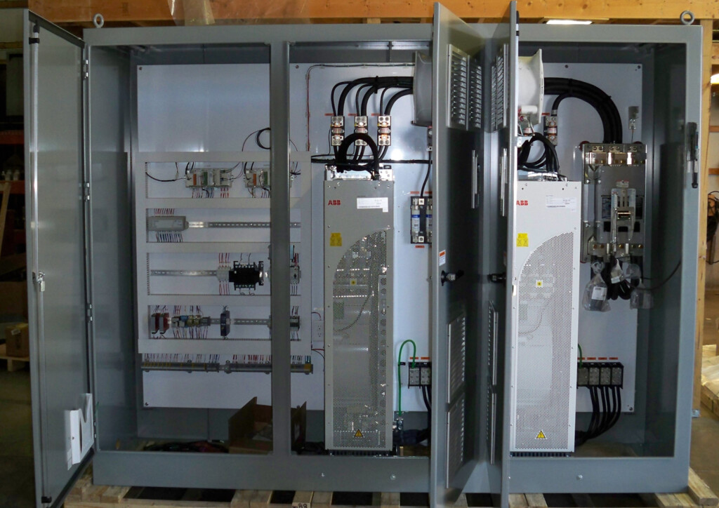 Variable Frequency Drives, Variable Speed Drive Systems and