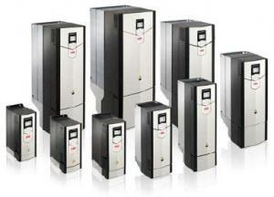 ABB ACS880-01, frame sizes R1 to R9, IP21