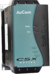 The AuCom CSX-030 soft starter