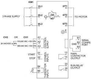 CSXi electrical schematic