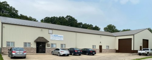 Joliet Technologies 10,000 sq. ft. Facility in Crest Hill, Illinois.